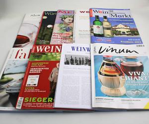 Weinfachzeitschriften